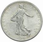 Photo numismatique  MONNAIES MODERNES FRANÇAISES 3ème REPUBLIQUE (4 septembre 1870-10 juillet 1940)  1 franc 1898.