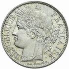 Photo numismatique  MONNAIES MODERNES FRANÇAISES 3ème REPUBLIQUE (4 septembre 1870-10 juillet 1940)  1 franc 1895.