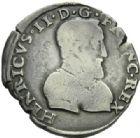 Photo numismatique  MONNAIES ROYALES FRANCAISES CHARLES IX (5 décembre 1560-30 mai 1574) Monnayage au type de Henri II Teston du 2e type.