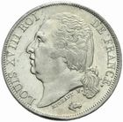 Photo numismatique  MONNAIES MODERNES FRANÇAISES LOUIS XVIII, 2e restauration (8 juillet 1815-16 septembre 1824)  1 franc 1816.