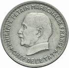 Photo numismatique  MONNAIES MODERNES FRANÇAISES ÉTAT Français (10 juillet 1940-1944)  5 francs 1941.