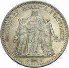 Photo numismatique  MONNAIES MODERNES FRANÇAISES 2ème RÉPUBLIQUE (24 février 1848-2 décembre 1852)  5 francs 1848.
