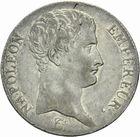Photo numismatique  MONNAIES MODERNES FRANÇAISES NAPOLEON Ier, empereur (18 mai 1804- 6 avril 1814)  5 francs 1806.