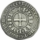 Photo numismatique  MONNAIES ROYALES FRANCAISES PHILIPPE IV le Bel (1285-1314)  Gros tournois � l'O long.