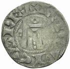 Photo numismatique  MONNAIES ROYALES FRANCAISES LOUIS VI (29 juillet 1108-1er août 1137)  Denier d'Orléans.