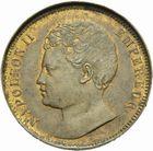 Photo numismatique  MONNAIES MODERNES FRANÇAISES NAPOLEON II, (20 mars 1811-22 juillet 1832)  Essai de 5 centimes daté 1816.