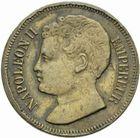 Photo numismatique  MONNAIES MODERNES FRANÇAISES NAPOLEON II, (20 mars 1811-22 juillet 1832)  Essai de 3 centimes daté 1816.