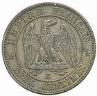 Photo numismatique  MONNAIES MODERNES FRANÇAISES NAPOLEON III, empereur (2 décembre 1852-1er septembre 1870)  Essai de 2 centimes.