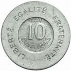 Photo numismatique  MONNAIES MODERNES FRANÇAISES 3ème REPUBLIQUE (4 septembre 1870-10 juillet 1940)  Essai de Rude, 1909.
