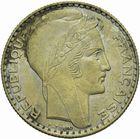 Photo numismatique  MONNAIES MODERNES FRANÇAISES 3ème REPUBLIQUE (4 septembre 1870-10 juillet 1940)  Essai de 10 francs1929.