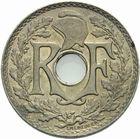 Photo numismatique  MONNAIES MODERNES FRANÇAISES 3ème REPUBLIQUE (4 septembre 1870-10 juillet 1940)  25 centimes 1932.
