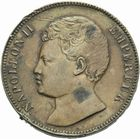 Photo numismatique  MONNAIES MODERNES FRANÇAISES NAPOLEON II, (20 mars 1811-22 juillet 1832)  Essai de 2 francs daté 1816.