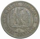 Photo numismatique  MONNAIES MODERNES FRANÇAISES NAPOLEON III, empereur (2 décembre 1852-1er septembre 1870)  20 centimes 1856 A.