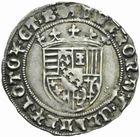 Photo numismatique  MONNAIES BARONNIALES Duché de LORRAINE ANTOINE (1508-1544) Demi-plaque ou gros.