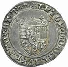 Photo numismatique  MONNAIES BARONNIALES Duché de LORRAINE ANTOINE (1508-1544) Plaque ou double gros.