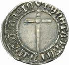 Photo numismatique  MONNAIES BARONNIALES Duché de LORRAINE RENE II (1473-1508) Demi-gros.