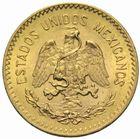 Photo numismatique  MONNAIES MONNAIES DU MONDE MEXIQUE République (depuis 1821) 10 pesos 1959 or.