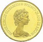 Photo numismatique  MONNAIES MONNAIES DU MONDE CANADA ELIZABETH II (depuis 1952) 100 dollars or de 1977.