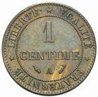 Photo numismatique  MONNAIES MODERNES FRANÇAISES 3ème REPUBLIQUE (4 septembre 1870-10 juillet 1940)  1 centime, Paris 1895.