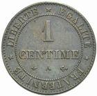 Photo numismatique  MONNAIES MODERNES FRANÇAISES 3ème REPUBLIQUE (4 septembre 1870-10 juillet 1940)  1 centime, Paris 1878.