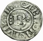 Photo numismatique  ARCHIVES VENTE 2011 -Coll Amateur Bourguignon 2 BARONNIALES Duché de BOURGOGNE HUGUES II (1102-1143) 292- Denier de Chalon.