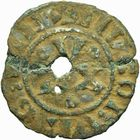 Photo numismatique  ARCHIVES VENTE 2011 -Coll Amateur Bourguignon 2 BARONNIALES Duché de BOURGOGNE HUGUES II (1102-1143) 288- Deniers de Dijon.
