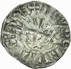 Photo numismatique  ARCHIVES VENTE 2011 -Coll Amateur Bourguignon 2 BARONNIALES Duché de BOURGOGNE HUGUES II (1102-1143) 287- Denier de Dijon.