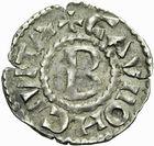 Photo numismatique  ARCHIVES VENTE 2011 -Coll Amateur Bourguignon 2 BARONNIALES Duché de BOURGOGNE - monnayage comtal Comté de CHALON au nom du roi HENRI Ier (1031-1060) 258- Obole de Chalon, 1er type.
