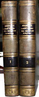Photo numismatique  ARCHIVES VENTE 2011 -Coll Amateur Bourguignon 2 OUVRAGES NUMISMATIQUES   246- Mionnet.