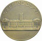Photo numismatique  ARCHIVES VENTE 2011 -Coll Amateur Bourguignon 2 MEDAILLES MEDAILLES CONCERNANT BOURGOGNE ET FRANCHE-COMTE M�daille d'O. Yencesse 216- Dijon. Aviation - Croix-Rouge.
