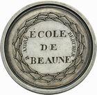 Photo numismatique  ARCHIVES VENTE 2011 -Coll Amateur Bourguignon 2 MÉDAILLES MEDAILLES CONCERNANT BOURGOGNE ET FRANCHE-COMTE Beaune (Côte-d'Or)