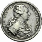 Photo numismatique  ARCHIVES VENTE 2011 -Coll Amateur Bourguignon 2 MEDAILLES MEDAILLES CONCERNANT BOURGOGNE ET FRANCHE-COMTE Canal de la Sa�ne � l'Yonne 192-Canal de la Sa�ne � l�Yonne, 1785.
