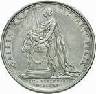 Photo numismatique  ARCHIVES VENTE 2011 -Coll Amateur Bourguignon 2 MEDAILLES MEDAILLES CONCERNANT BOURGOGNE ET FRANCHE-COMTE Naissance du duc de Bourgogne, 1751 184- Fêtes à Soleure, pour la naissance du duc de Bourgogne, 1751.