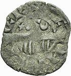 Photo numismatique  ARCHIVES VENTE 2011 -Coll Amateur Bourguignon 2 BARONNIALES et ETRANGERES SENAT ROMAIN (XIIe-XIVe)  162- Type provinois. Obole.