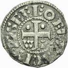 Photo numismatique  ARCHIVES VENTE 2011 -Coll Amateur Bourguignon 2 BARONNIALES et ETRANGERES PROVINS et SENS (fin XIe-début XIIe)  161- Obole.