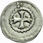 Photo numismatique  ARCHIVES VENTE 2011 -Coll Amateur Bourguignon 2 BARONNIALES et ETRANGERES Comté d'AUXERRE  160- Obole du (Xème siècle).