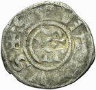 Photo numismatique  ARCHIVES VENTE 2011 -Coll Amateur Bourguignon 2 BARONNIALES et ETRANGERES Evêché de GENEVE ANONYMES (XIVe siècle) 159- Obole.