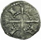 Photo numismatique  ARCHIVES VENTE 2011 -Coll Amateur Bourguignon 2 BARONNIALES et ETRANGERES Archevêché de LYON ANONYMES (vers 1150-1200) 158- Pite.