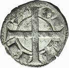 Photo numismatique  ARCHIVES VENTE 2011 -Coll Amateur Bourguignon 2 BARONNIALES et ETRANGERES Comté de BARCELONE ANONYMES (1er tiers du XIIe) 155- Denier.