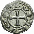 Photo numismatique  ARCHIVES VENTE 2011 -Coll Amateur Bourguignon 2 BARONNIALES et ETRANGERES Comté de RODEZ HUGUES II (vers 1156 - 1210) 154- Obole.