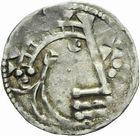 Photo numismatique  ARCHIVES VENTE 2011 -Coll Amateur Bourguignon 2 BARONNIALES et ETRANGERES Seigneurie de SAINT-AIGNAN ANONYMES (XIIe siècle) 150- Obole.