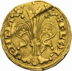 Photo numismatique  ARCHIVES VENTE 2011 -Coll Amateur Bourguignon 2 ROYALES FRANCAISES PHILIPPE IV LE BEL (5 octobre 1285-30 novembre 1314) Rép. de Florence 104-  Florin d'or de 1306, 2ème trimestre, sous la maîtrise de Rodolfo Peruzzi.