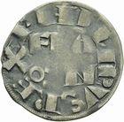 Photo numismatique  ARCHIVES VENTE 2011 -Coll Amateur Bourguignon 2 ROYALES FRANCAISES PHILIPPE II AUGUSTE (1180-1223)  95- Denier parisis frappé à Péronne.