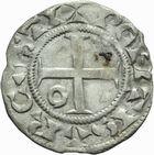 Photo numismatique  ARCHIVES VENTE 2011 -Coll Amateur Bourguignon 2 ROYALES FRANCAISES LOUIS VI (29 juillet 1108-1er août 1137)  87- Denier du 6ème type, frappé à Pontoise.