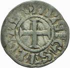 Photo numismatique  ARCHIVES VENTE 2011 -Coll Amateur Bourguignon 2 ROYALES FRANCAISES PHILIPPE Ier (4 août 1060-29 juillet 1108)  71- Obole frappée à Etampes.