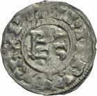 Photo numismatique  ARCHIVES VENTE 2011 -Coll Amateur Bourguignon 2 ROYALES FRANCAISES PHILIPPE Ier (4 août 1060-29 juillet 1108)  70- Denier frappé à Dun-Le-Roi.
