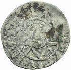 Photo numismatique  ARCHIVES VENTE 2011 -Coll Amateur Bourguignon 2 ROYALES FRANCAISES ROBERT II le Pieux (996-1031)  61- Denier frappé à Laon avec l'Evêque Adalbéron (977-1030).