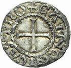 Photo numismatique  ARCHIVES VENTE 2011 -Coll Amateur Bourguignon 2 CAROLINGIENS TOURAINE - Premières monnaies baronniales (vers 920-940)  55- Denier de Tours-Chinon (Indre-et-Loire).