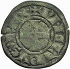 Photo numismatique  MONNAIES ROYALES FRANCAISES PHILIPPE III LE HARDI (25 août 1270-5 octobre 1285)  Obole tournois (de 1270 à 1280 environ).