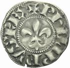 Photo numismatique  MONNAIES ROYALES FRANCAISES PHILIPPE IV LE BEL (5 octobre 1285-30 novembre 1314)  Toulousain.